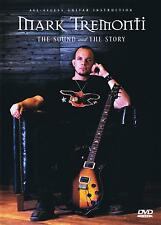Mark Tremonti The Sound And The Story Fret12 Guitar DVD NEW!
