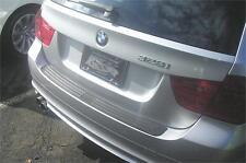 REAR BUMPER SCUFF PROTECTOR FITS 2009 - 2012 09 10 11 12 BMW 3 SERIES WAGON