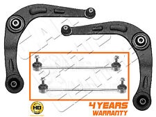 FOR PEUGEOT 206 HDi SW 2x LOWER CONTROL WISHBONE ARMS MEYLE HD HEAVY DUTY LINKS