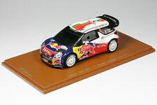 CITROEN ds3 wrc-Ogier-rallye portugal 2011 - 1:43 spark 3307