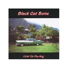 Black Cat Bone Vinyl LP  Livin' On The Hog – Live  NEW-OVP