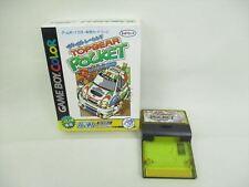 TOP GEAR POCKET Buru Buru Racing Game Boy Color Nintendo Japan Game bcn gb
