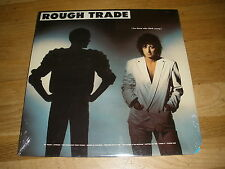 ROUGH TRADE for those who think young LP Record - Sealed