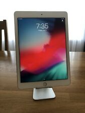 "Apple iPad Air 2 A1567 Retina 16GB WiFi/cellular 9.7"" Silver IOS 13.5.1"
