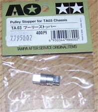 Tamiya Pulley Stopper for TA03 NEW 7795002 3455382 TA03R F