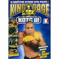 DVD  King Of The Cage-Kotc3 de Don Wilson - DVD Zone 2