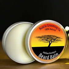 Acacia Grooming Co. 30ml Beard Balm 8+ Natural ingredients. Mellow Mombasa.