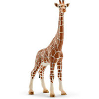 Schleich 14750 Female Giraffe Toy for Ages 3 & Up, Plastic, Tan