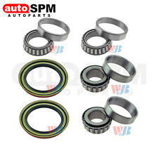 Front Wheel Bearing and Seal Set for Ford F250 Pickup 1977-1985 RWD w// HD Brakes