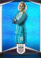 2016 Panini USA Soccer Base Common Hologram Parallel - USWNT Players - You Pick