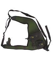 Gun Holster Shoulder Waist Camera Belt Tactical Neoprene Hunter Military Hunting