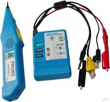 Kurth Electronic Telco-Leitungssucher Kit mit Schutztasche KE 701