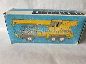 Conrad 3088 Liebherr Hydraulic Crane LTF 1030-3 1:50 Scale