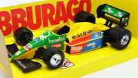 Burago 1/24 Scale Model Car B27J - F1 Benetton Ford - #19
