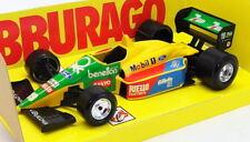 Burago 1/24 Scale Model Car B27J - F1 Benetton Ford - #19