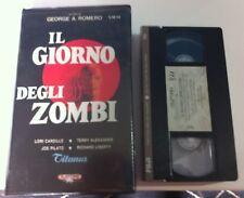 VHS - IL GIORNO DEGLI ZOMBI di George A. Romero [PLAYTIME]