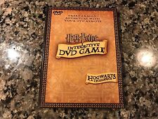 Harry Potter Interactive DVD Game DVD! 2007