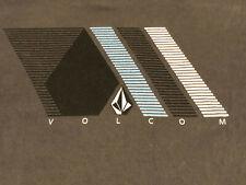 VOLCOM - T-shirt SIZE S - SMALL   Men's   Skatewear   Color: GRAY