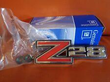 1970 1971 1972 1973 Chevy Camaro Z28 Trunk Lid Emblem - 3981889 - GM - NOS