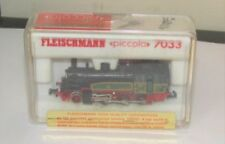 Fleischmann Plastic Analogue N Gauge Model Railway Locomotives