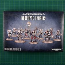 Genestealer Cults Neophyte Hybrids 51-52 Warhammer 40K 11834