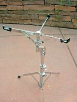 Vintage Ludwig Atlas Snare Drum Stand Excellent Chrome 1969