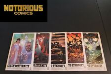 Seven to Eternity 5 6 7 8 9 Complete Comic Lot Run Set Remender Image Collection