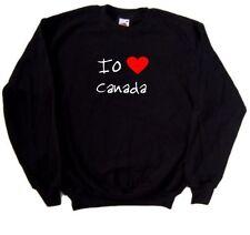 Felpe e tute da uomo dal Canada