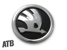 Original Emblem Heckklappe für SKODA Fabia Roomster Praktik Rapid Neu