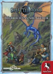 Splittermond - Aufbruch ins Abenteuer (Box)