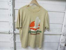 Vintage 70s Remington Gun Makers Logo Tagged K Brand L