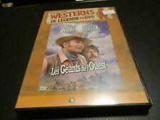"""DVD """"LES GEANTS DE L'OUEST"""" John WAYNE, Rock HUDSON / western"""