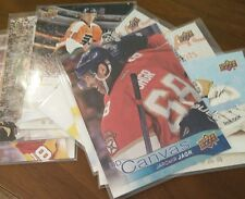 Upper Deck Canvas cards - complete your sets - All years!