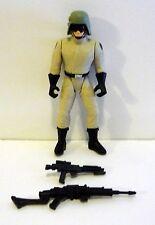 """STAR WARS AT-ST DRIVER Vintage PoTF2 RoTJ Kenner 4"""" Action Figure COMPLETE 1997"""