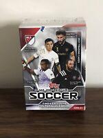 ✅⚽️🔥2021 Topps Major League Soccer MLS - Factory Sealed Blaster Box