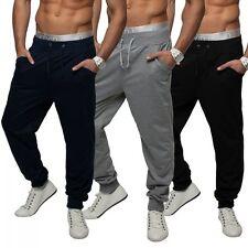 Knöchellange Herren-Hosen aus Polyester mit Taschen