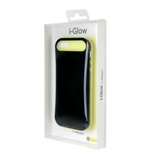 iGlow Glow in The Dark Case iPhone 5 Shock Resistant Smartphone Protective Cover