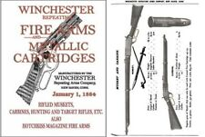 Winchester 1884 January Firearms Catalog