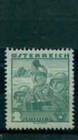 Österreich, Gebirgsjäger, Nr. 584 Falz *
