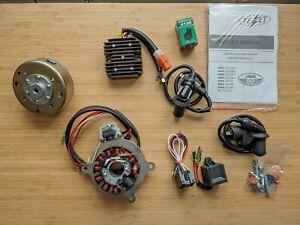 Jawa CZ 250 350 638 472 CDI electronic ignition TEZET 12v not Vape Powerdynamo
