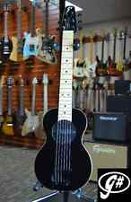 G-Sharp OF-1 Travel Guitar (Black)