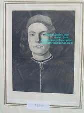 Original-Radierungen (1800-1899) mit Porträt & Persönlichkeiten