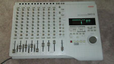 Fostex DMT-8 Digital Multitrack Digital Hard Disk Recorder/Editor DMX8 & PEDEL