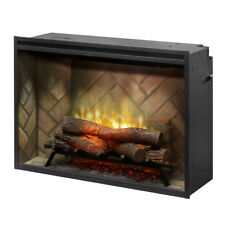 "Dimplex 36"" Revillusion Electric Fireplace Built In Firebox - RBF36"