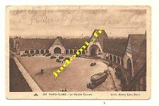 CARTE POSTALE ANNEE 1933  PARIS-PLAGE - LE MARCHE COUVERT