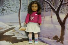 "American Girl Mia ""Meet Outfit"" - COMPLETE - RETIRED - EUC (NO DOLL)"