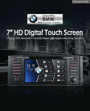 AUTORADIO BMW E39 NAVIGATORE GPS CANBUS DVD USB SD MIRRORING XTRONS PF7139BS
