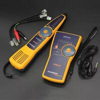 RJ45 RJ11 PUNENG PNF Cable Wire Network Toner Probe Tracker Tracer Tester Finder