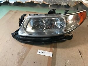 05-06 OEM Saab 9-2x Headlight Headlamp Assembly LEFT LH HALOGEN