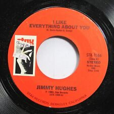 Northern Soul Nm! 45 Jimmy Hughes - I Like Everything About You / Bring It Home(